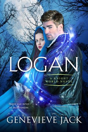 Logan - A Knight World Novel - by Genevieve Jack
