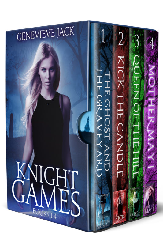 Knight Games Box Set Books 1-4