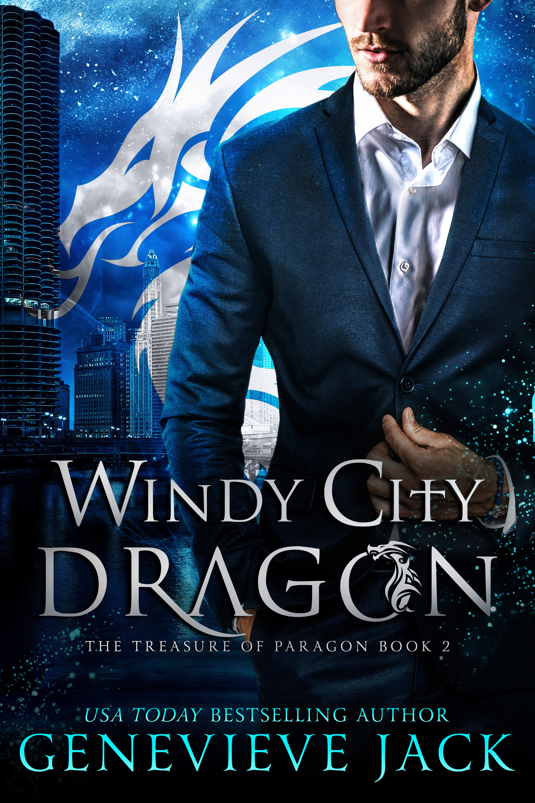 Windy City Dragon - by Genevieve Jack