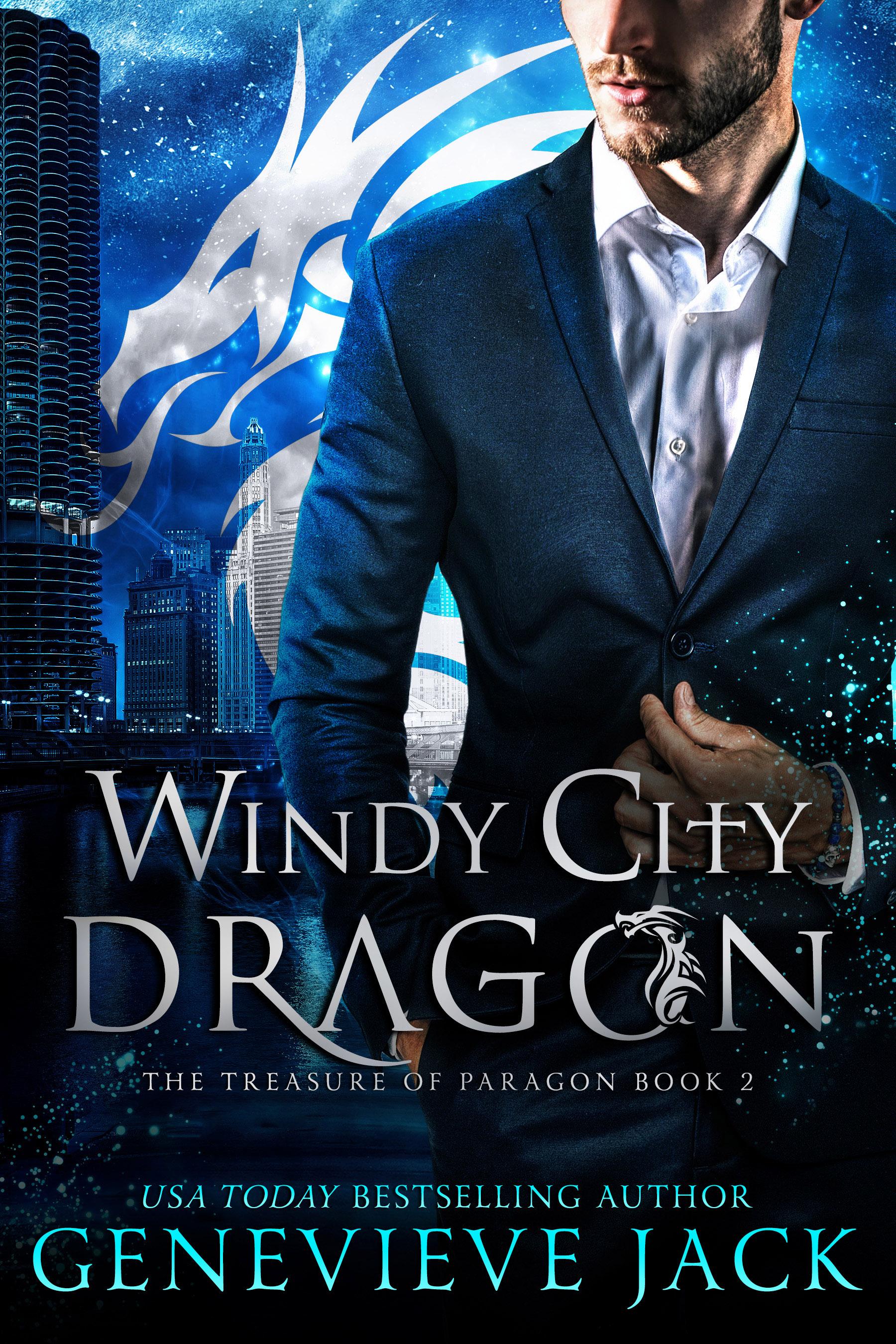 Windy City Dragon - by Genevieve Jack