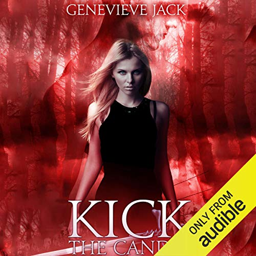 Audiobook cover for Kick the Candle (audiobook) by Genevieve Jack
