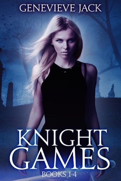 Knight Games Omnibus by Genevieve Jack