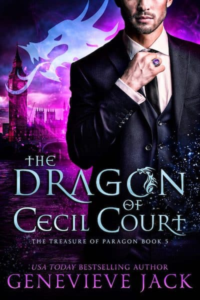 Book cover for The Dragon of Cecil Course by Genevieve Jack